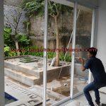 Pintu Aluminium untuk Rumah atau Ruangan
