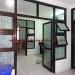 Pintu aluminium dan jendela RSUD Lembang