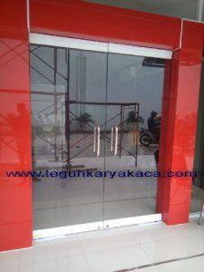 pintu frameless floorhing