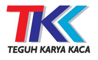 Teguh Karya Kaca Logo