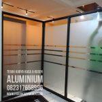 Harga kusen aluminium dan kaca